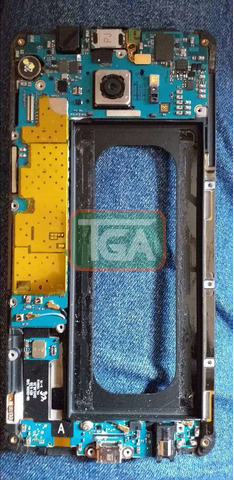 samsung galaxy s6 edge plus motherboard - 2