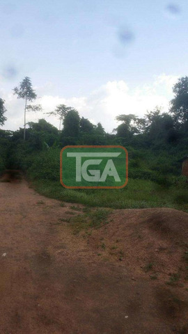 An acre of land for sale at Adawso - 2