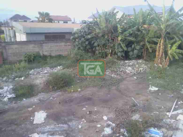 1 and half plot of land for sale at spintex - 1