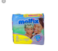 Diapers- Molfix