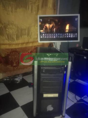 Gaming phenom x4 Asus board and Gaming case - 2
