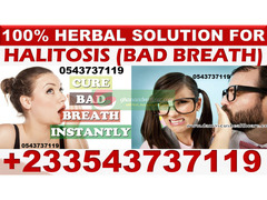 FOREVER LIVING PRODUCTS FOR BAD BREATH