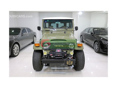 Toyota Land Cruiser Fully Restored FJ40, for sale