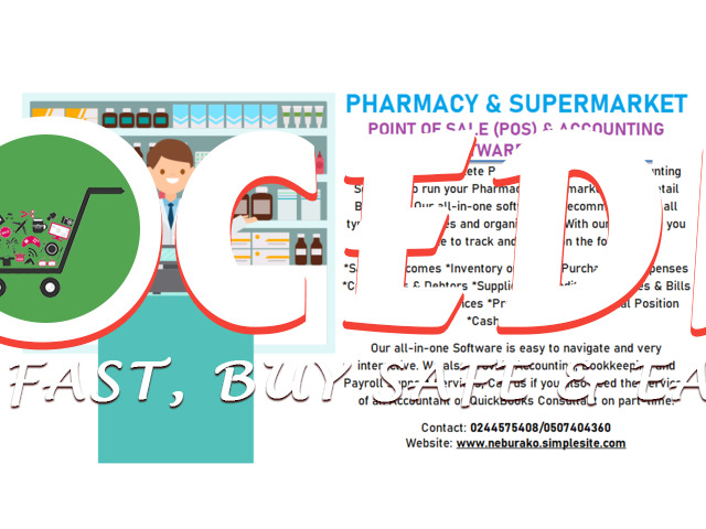 Supermarket & Pharmacy Point of Sale (POS) Software - 3