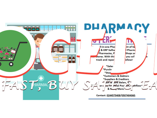 Supermarket & Pharmacy Point of Sale (POS) Software - 4