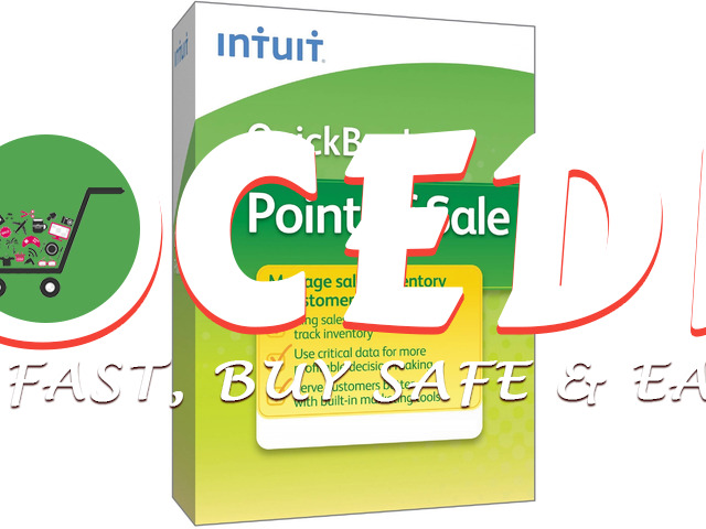 QuickBooks Point of Sale (POS) Software - 1