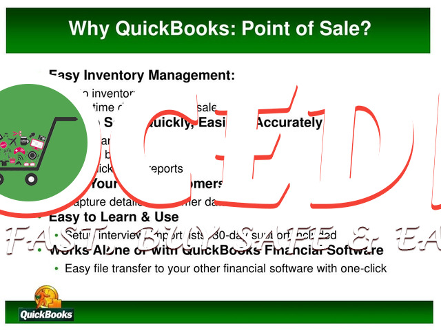 QuickBooks Point of Sale (POS) Software - 2