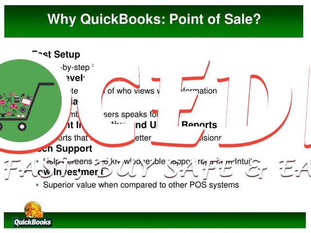 QuickBooks Point of Sale (POS) Software - 3