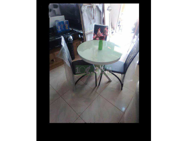 3 Seaters Dining Tables and Chairs - 2
