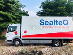 Ateago Truck Mercedes Benz for sale