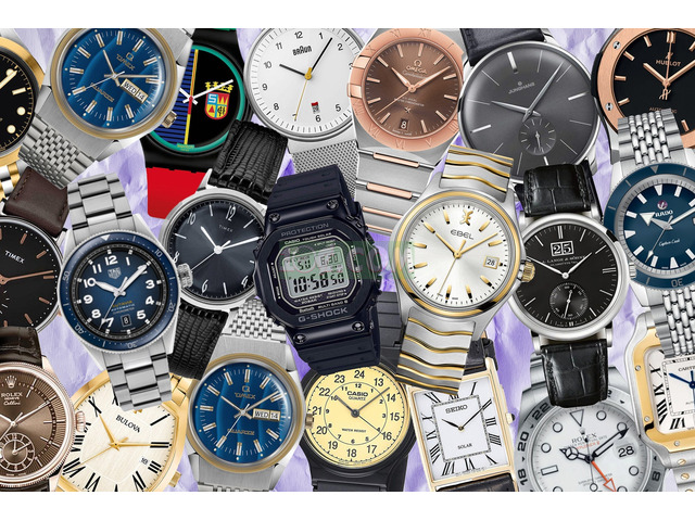 Quality watches - 1