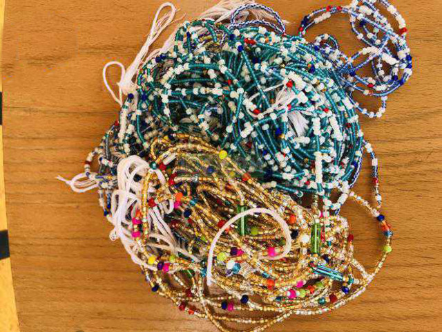 Traditional Beads - 4