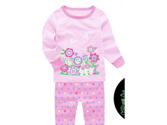 Boys and Girls cotton pajamas