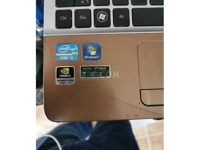 Laptop Packard Bell EasyNote LM 6GB core i5 - 2