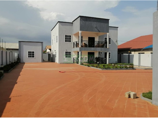 Executive 4 Bedroom House For Rent At New Legon - 1