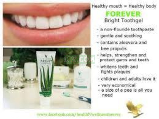 Forever bright tooth gel - 1