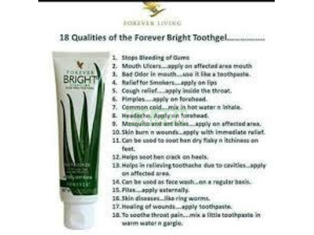 Forever bright tooth gel - 5