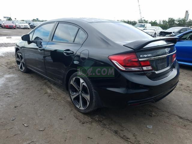 Honda Civic 2014 - 4