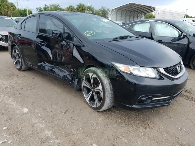 Honda Civic 2014 - 6