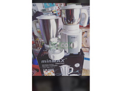 Minmax 3in1 blender