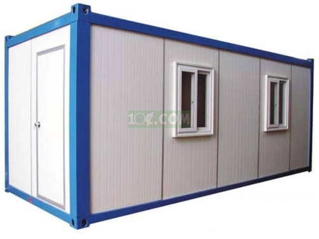 Prefabricated structures - 1