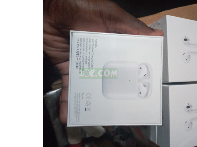 Airpods 2 premium sealed (Limited Promo) - 3