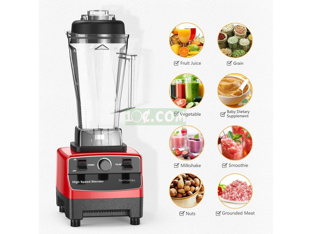 GERMAN - Commercial Powerful Quality BLENDER - 2.0L - 1