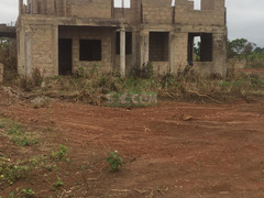 Uncompleted Storey Building at Sunyani Abesim