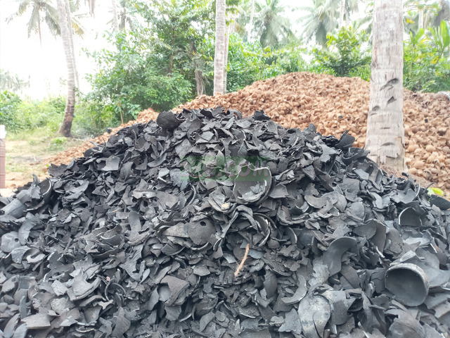 Coconut Shell Charcoal - 6