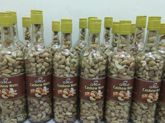 Bottled Roasted Cashew Nuts