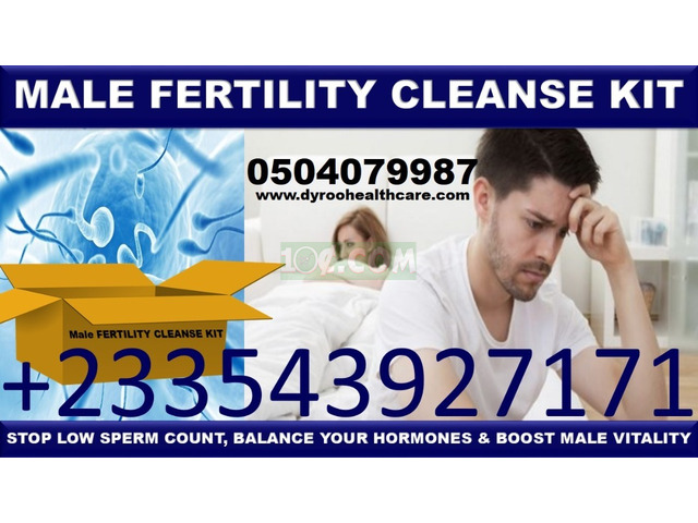 NATURAL TREATMENT FOR INFERTILITY IN GHANA - 1