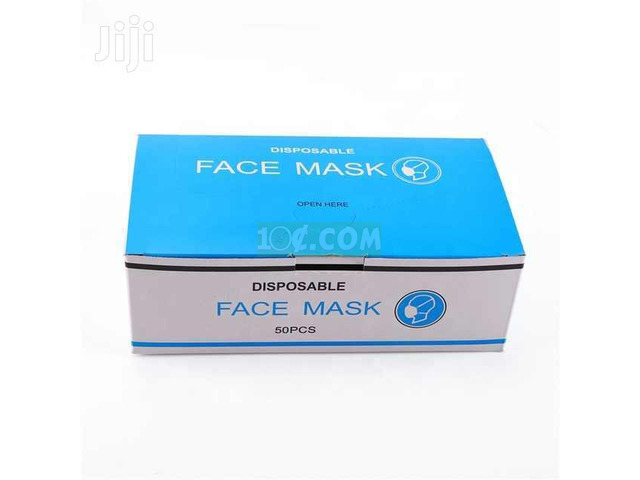 Disposable nose mask for sale at wholesale price - 3