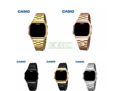 Casio touch watch