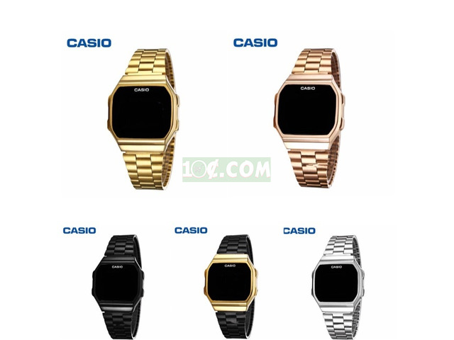 Casio touch watch - 1