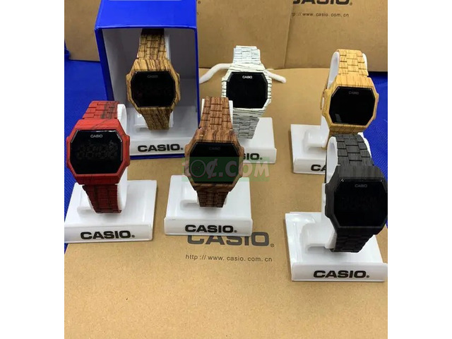 Casio touch watch - 3