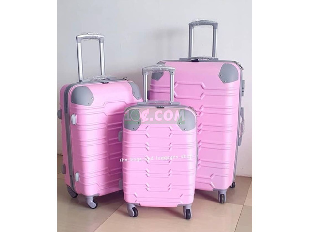 Traveling bags set 3 in 1 - 3