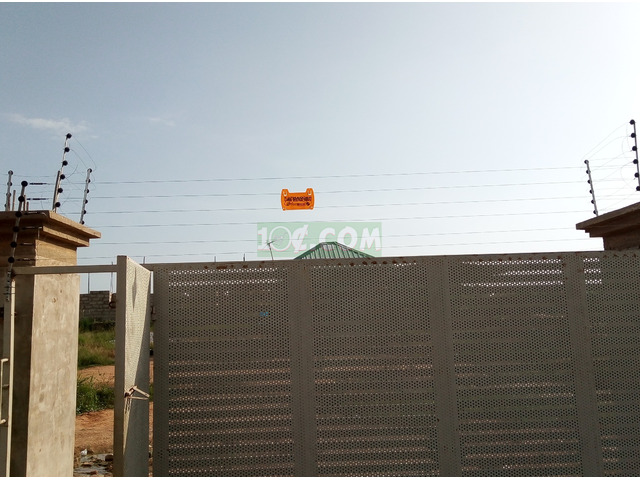 Electric fence installation - 5
