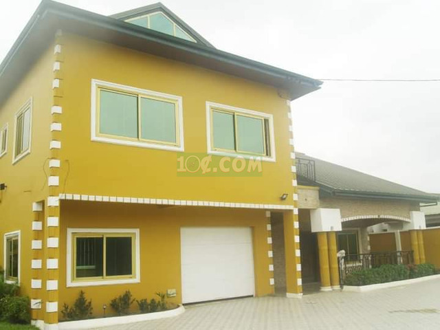 NEWLY BUILD 6BEDROOM HOUSE FOR SALE @ADENTA - 2