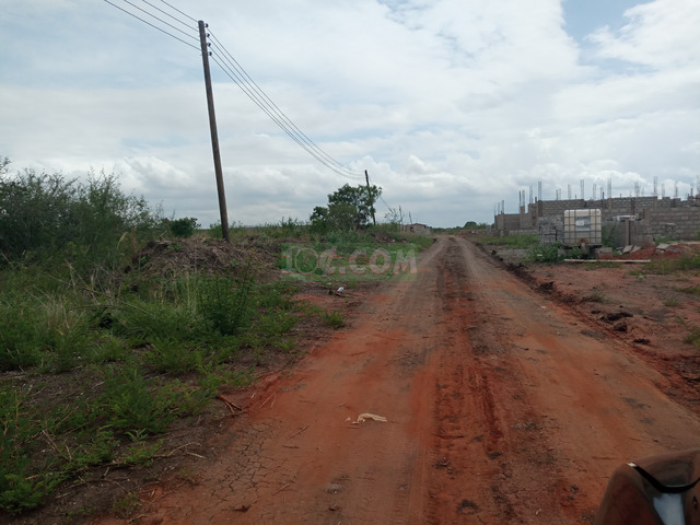 PLOTS AT MIOTSO, OPPOSITE POTTERS CITY 4SALE - 1