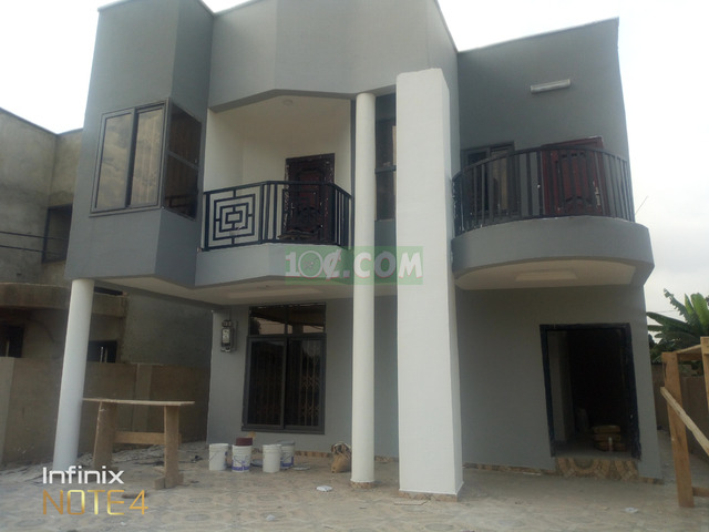 Newly Built 4 Bedrooms House For Sale - 1