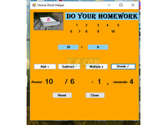 Homework  Helper Software For Elementary Students For Sale