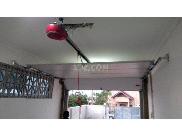 CCTV, Electric Fencing Automated Garage & Gate Motor - 5