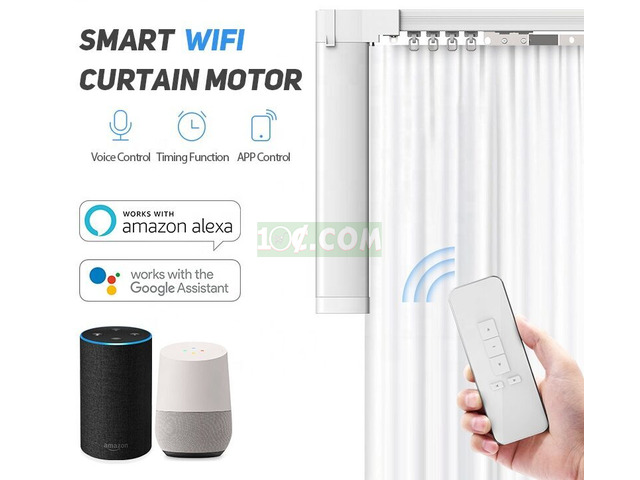 SMART CURTAINS MOTOR - 2