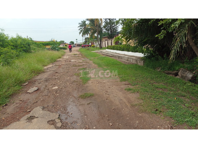 ESTATE LAND @TEMA COMMUNITY 5, NEAR SOS - 1