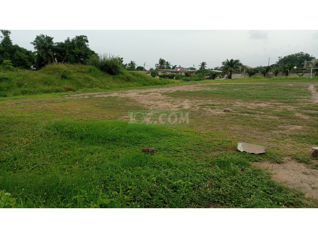 ESTATE LAND @TEMA COMMUNITY 5, NEAR SOS - 2