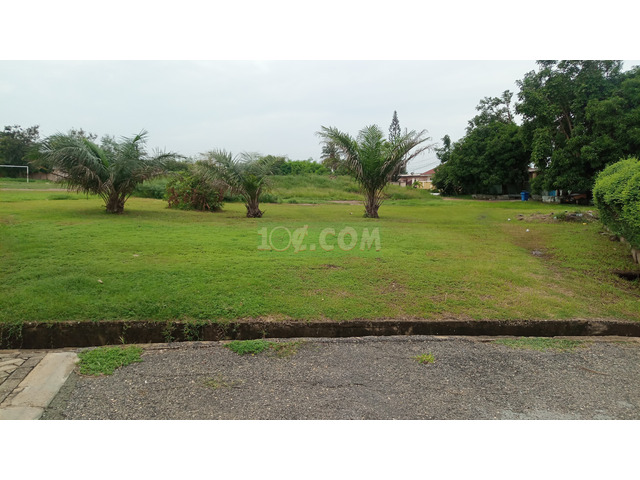 ESTATE LAND @TEMA COMMUNITY 5, NEAR SOS - 4
