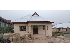 3 Bedrooms with spacious compound