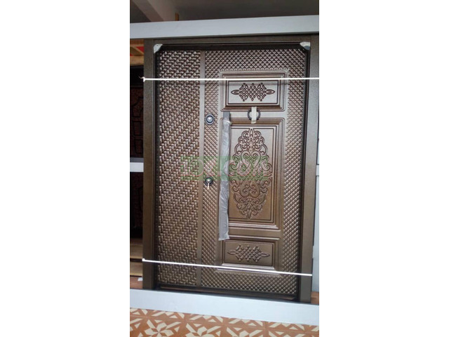 AFFORDABLE TURKISH SECURITY DOORS FOR SALE - 1