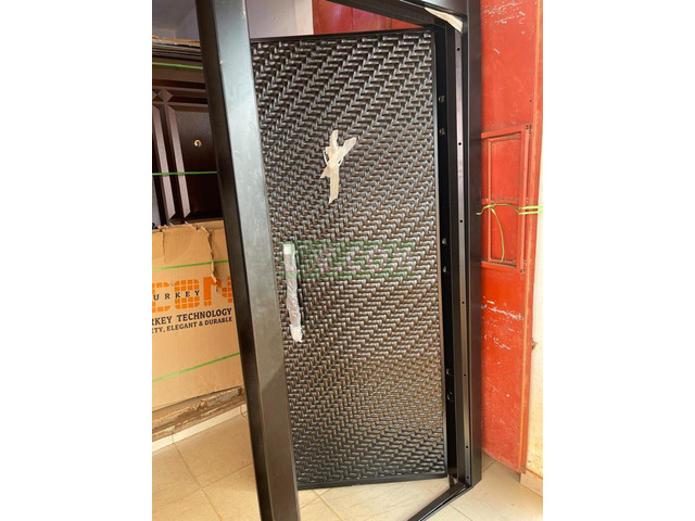 AFFORDABLE TURKISH SECURITY DOORS FOR SALE - 6