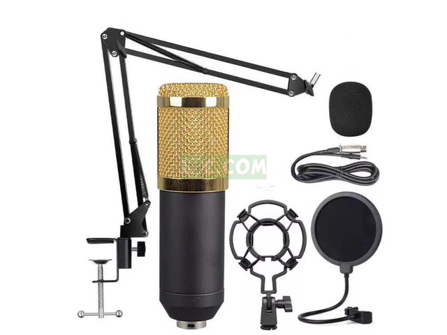 STUDIO BROADCAST MICROPHONE SET - 2